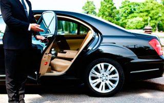 servicio de transporte, taxi, chofer ibiza