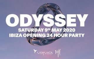 Odyssey 2020 Opening Party Ibiza