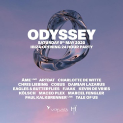 Odyssey 2020 Opening