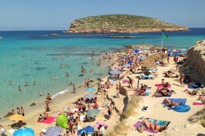 Cala Conta (platges De Comte)