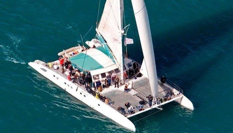 Catamaran 60 People