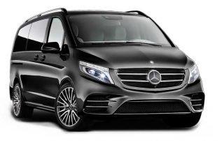 Alquilar unaRent a Mercedes Clase V en Ibiza
