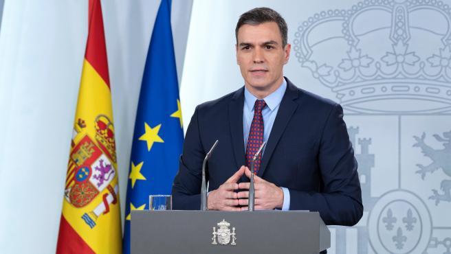 Pedro Sanchez Presidente Gobierno España