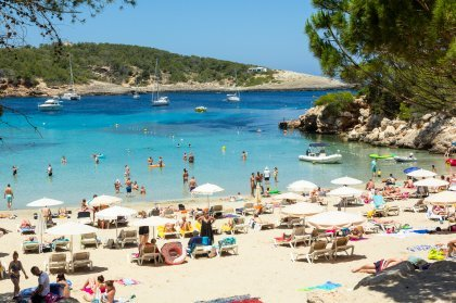 Playa Portinatx
