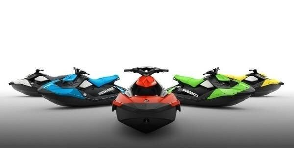 Seadoo Spark 2up Jet Ski