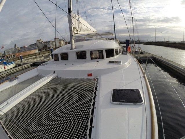 Lagoon 380 Goa 3 Stern Net